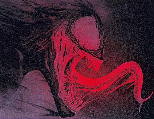 Venom Metal Poster Marvel Spray Paint Art (Artwork Venom)