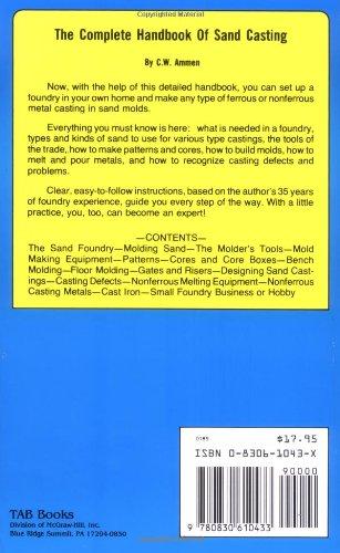metal handbook casting