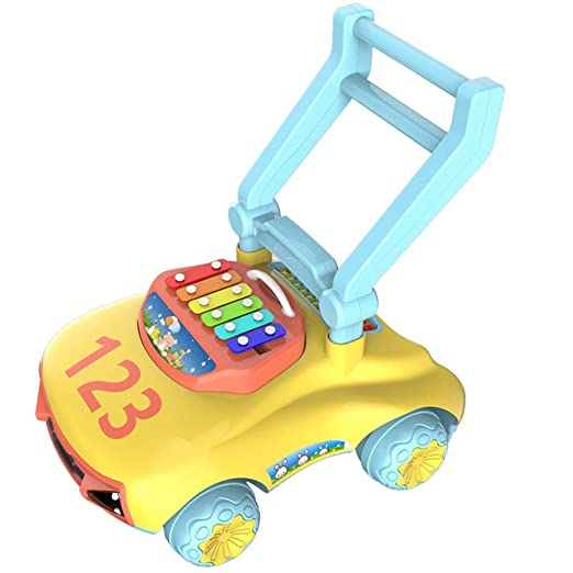 Bebé Juguete multifuncional con carrito para caminar Camión para ...