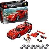 LEGO Ferrari F40 Competizione Speed Champions (75890) Juguete de Construccion para Niños