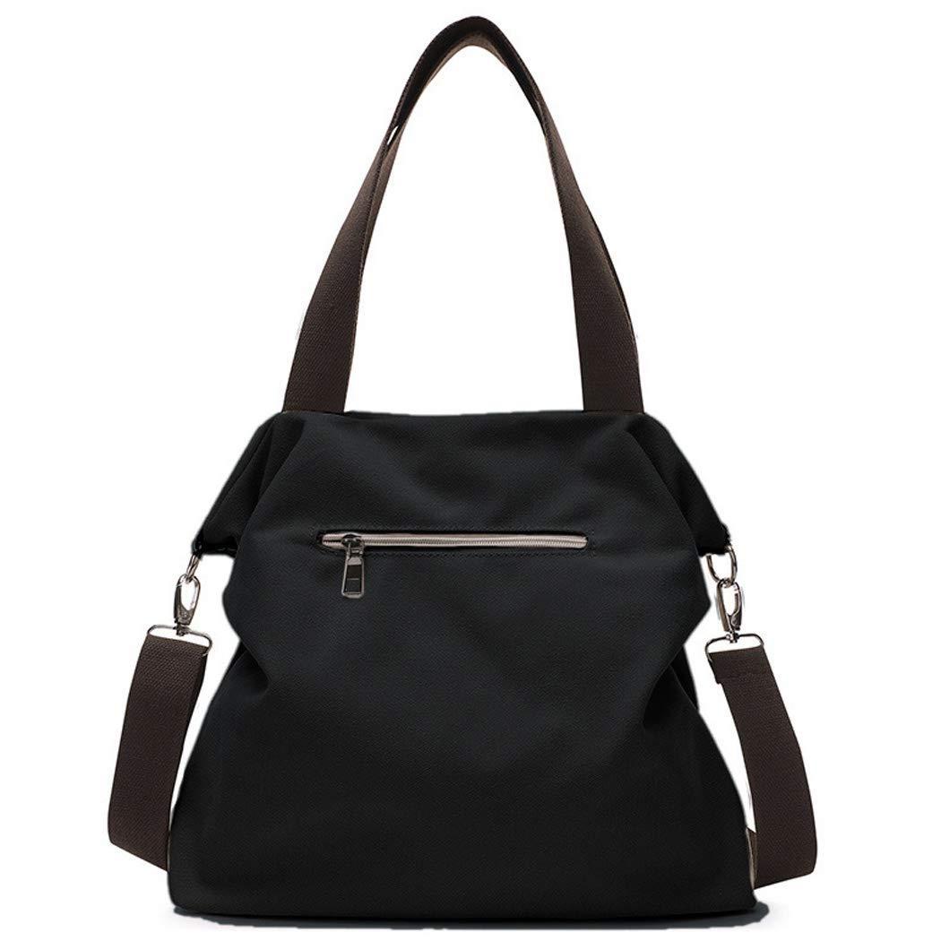 278f4145a93f Amazon.com  Retro Hobo Style Women s Canvas Casual Handbag Shoulder Bag  Messenger Bag Purse  Clothing