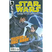Star Wars Dawn of the Jedi Prisoner of Bogan #5