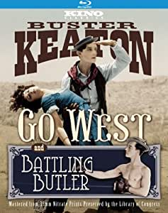 Battling Butler / Go West (Ultimate 2-Disc Edition) [Blu-ray]