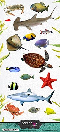 Aquarium Fish Stickers