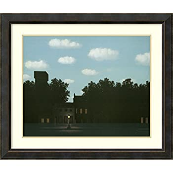 Amazon Com Ren 233 Magritte The Lovers Canvas Art Print
