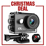 DBPOWER 4K Action Camera, WIFI Sports Action Video Camera 170 Degree Wide Angle - Best Reviews Guide