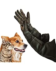 Animal Handling Gloves Waterproof Multi-use Protective Gloves Anti-bite Gloves Pet supplies