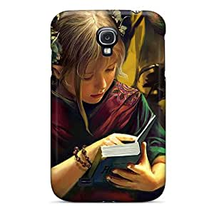 Protective Luckmore Phone Case Cover For Galaxy S4