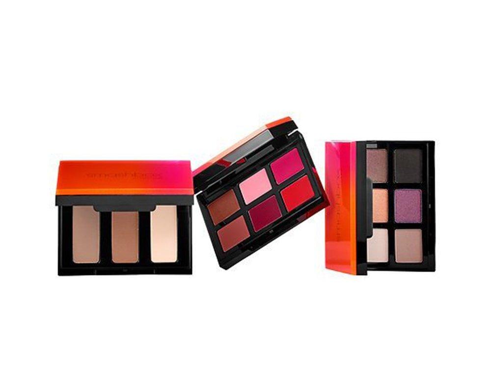 Smashbox Light It Up 3 Palette Set: Eyes, Contour & Lips