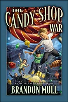 The Candy Shop War 1481411195 Book Cover