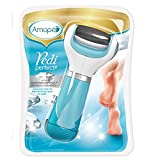 Amope Perfect Pedicure Set, Electronic Foot File Tools for Soft Beautiful Feet, Blue, Coarse, 1 Count