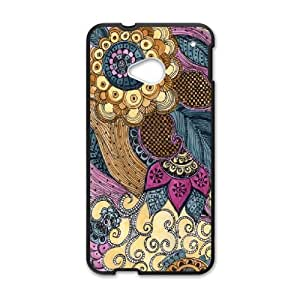 G-C-A-E7059084 Phone Back Case Customized Art Print Design Hard Shell Protection HTC One M7