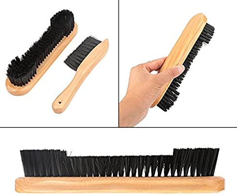 Tbest Cepillo para Mesa de Billar Madera Cepillo de Billar Cepillo ...