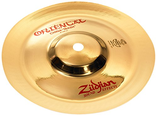 'China 8 Oriental Trash ZILDJIAN A0608