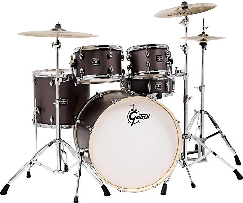 gretsch-drums-energy-5-piece-drum-set-brushed-grey-with-hardware-and-zildjian-cymbals