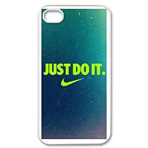 iPhone 4,4S Csaes phone Case Just do it NK92886