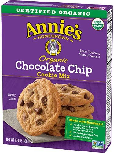 Baking Mixes: Annie's Chocolate Chip Cookie Mix
