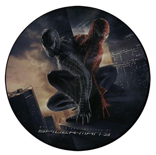 Spiderman 3 (Picture Disc 1 Of 4/Numbered/Limited)
