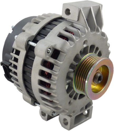02 chevy trailblazer alternator - 7