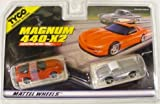TYCO HO Scale Corvette 2 Pack Slot Car Set