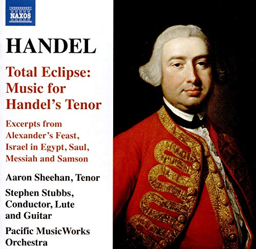 - Handel: Total Eclipse - Music for Handel's Tenor