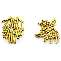 YoCoo® 4mm Gold Plated Female & Male Bullet Banana Plug Connector for ESC and RC Battery (Pack of 20 Pair)