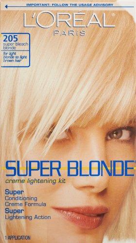 L'Oréal Paris de Super Blonde