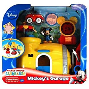 Amazon Com Fisher Price Disney Mickey Mouse Clubhouse
