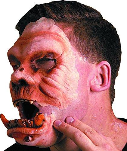 Reel FX Monster Troll Theater Quality Makeup (Halloween Prosthetic Masks)