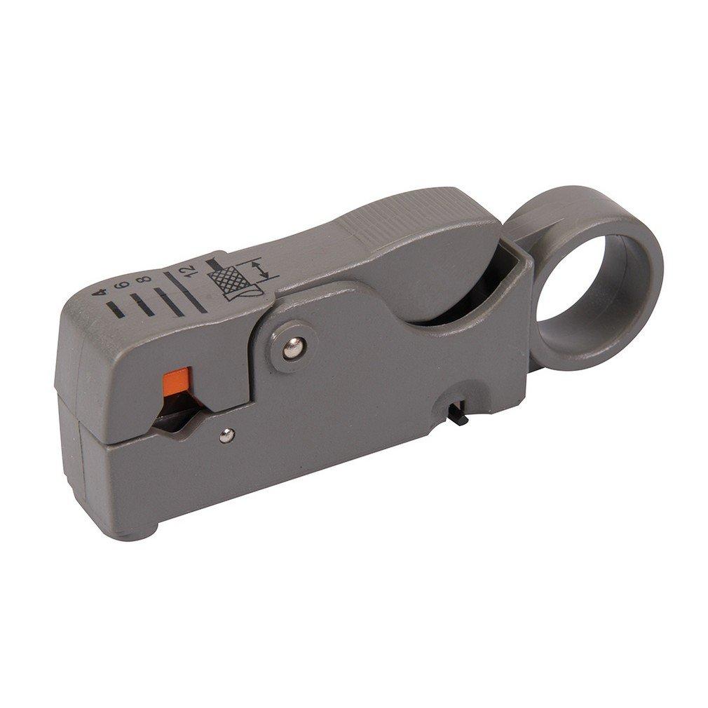 Silverline 868823 - Pelacables para cable coaxial (RG6 / 58/59 / 62): Amazon.es: Bricolaje y herramientas