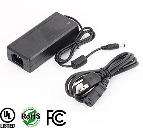 Camera 12vdc 5 Amp - HDView 12V DC 5A 5000mA Power Adapter Supply UL Listed Certified 2.1mm 5.5mm, Power Transformer for Security Camera, 110-240V AC Input, Best Quality
