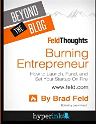 Beyond The Blog: Brad Feld's Burning Entrepreneur: How to Launch, Fund, and Set