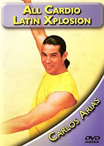 All Cardio Latin Xplosion with Carlos Arias