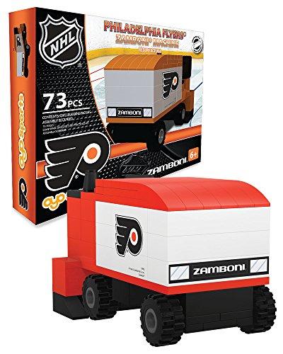 OYO Sports NHL Buildable Zamboni Philadelphia Flyers