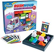 ThinkFun Rush Hour Junior Traffic Jam Logic Game and STEM Toy for Boys and Girls Age 5 and Up - Junior Version