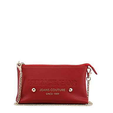 15f68a5ce956 Amazon.com  Versace Jeans Women Red Clutch bags  Clothing