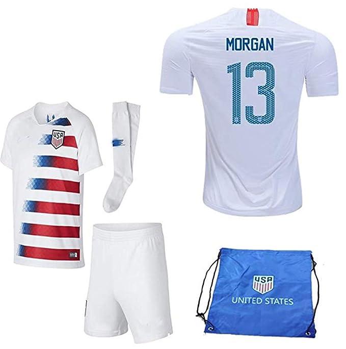 watch 679f9 2f586 Amazon.com: LISIMKE USA Soccer Team Christian Pulisic Carli ...