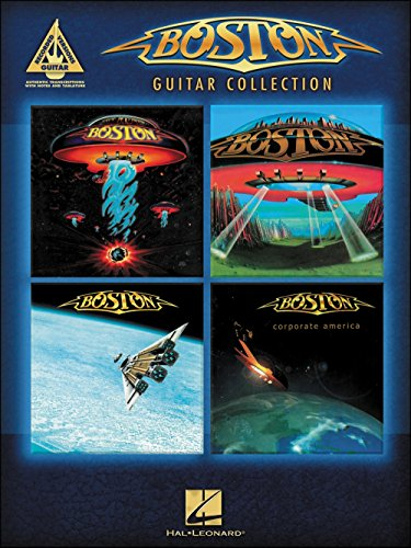 Boston Guitar Collection - Hal Leonard Boston Guitar Collection Tab Book