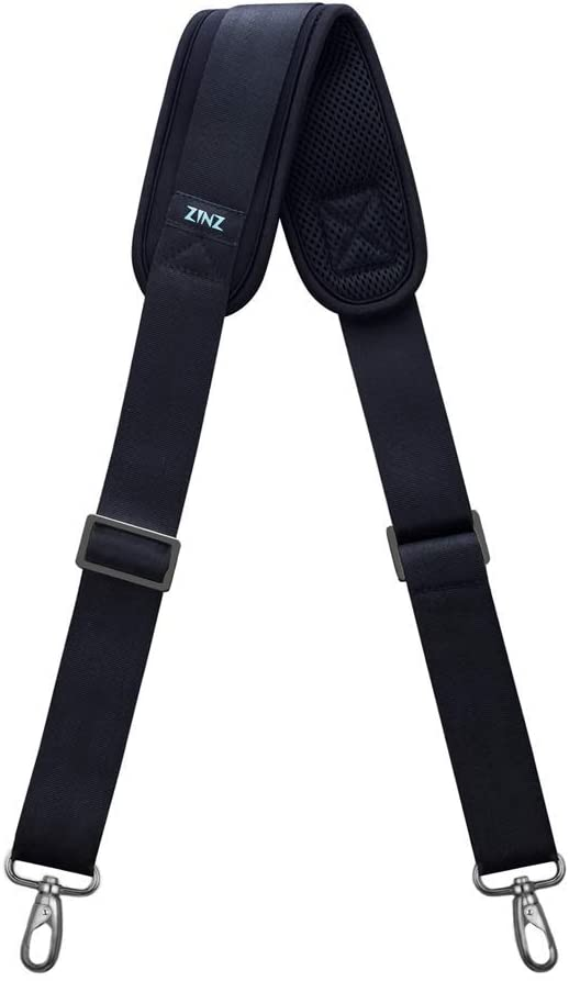 Shoulder Strap, ZINZ best Golf Bag Strap