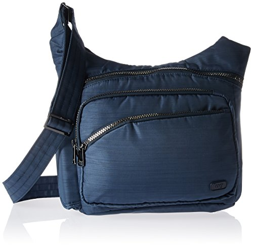 Lug Women's Sidekick Excursion Pouch Cross Body Bag, Brushed Blue, One Size - Excursion Bag