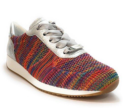 Oui Femme ARA Multicolore Baskets Mode Semelle Amovible 34027 Ywq8Pwa