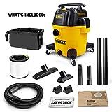 DeWALT DXV10P 10 gallon Quiet Poly Wet Dry Vacuum