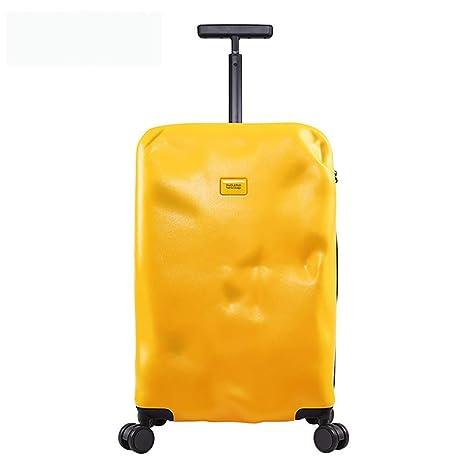 Amazon.com: MZTYX Us - Maleta de equipaje con forma rota ...