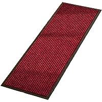 Trenton Gifts All Weather High Traffic Skid-Resistant Indoor\Outdoor Floor Runner Rug | Brick | 15 x 48 x 5.4 inches