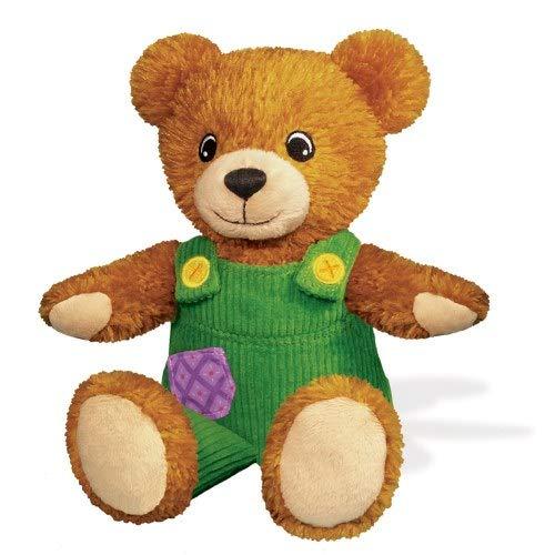 """YOTTOY Corduroy Bear 10"""" Plush"""