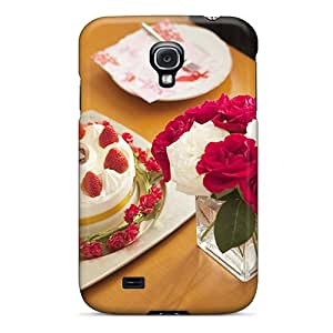 Perfect Fit ROjgkNH2521srFHi Food At The Table Case For Galaxy - S4