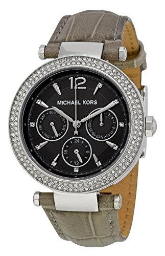 Michael Kors Parker Grey Dial Ladies Multifunction Watch MK2544