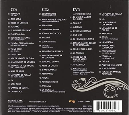 Los Grandes Exitos y Mas...: Ana Belén: Amazon.es: CDs y vinilos}