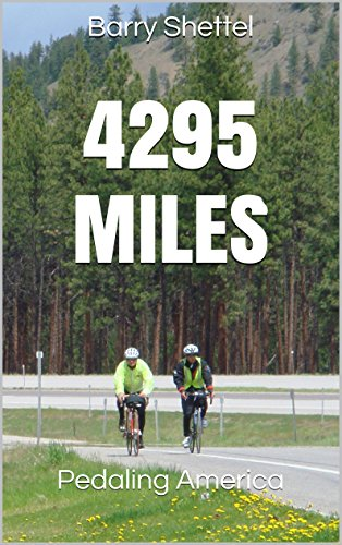 4295 Miles: Pedaling America - In Barry Shops