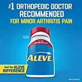 Aleve Soft Grip Arthritis Cap Tablets, Fast